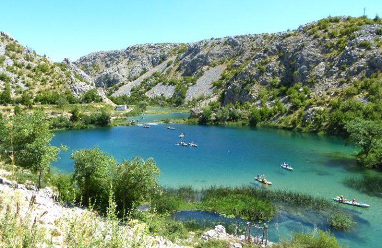 Chorwacja White Water