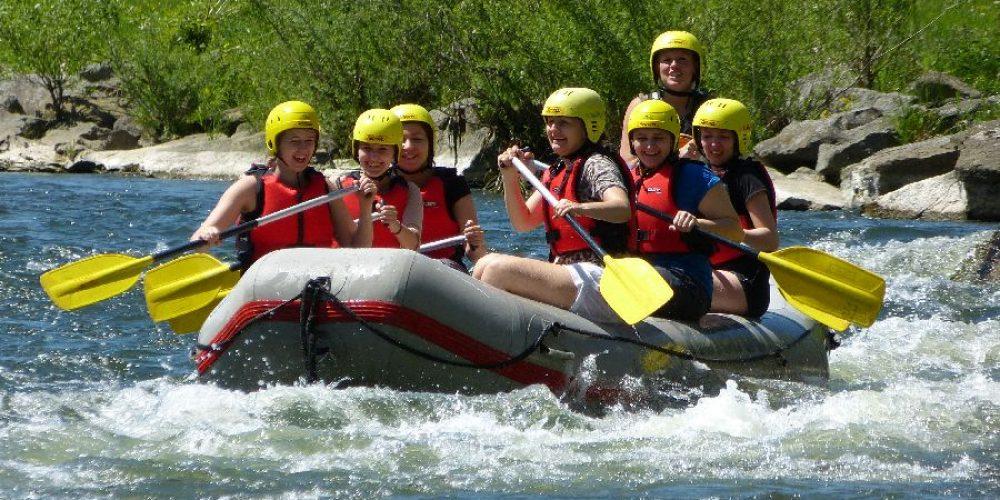 rafting na Dunajcu 2013